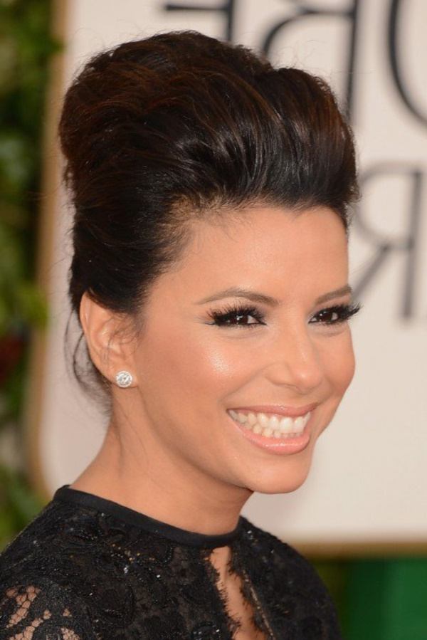 85 Stunning Bouffant Updo Hairstyles For This Christmas Throughout Elegant High Bouffant Bun Hairstyles (View 11 of 25)