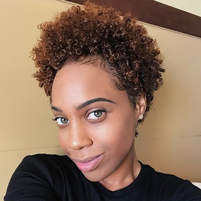 9 Curly Pixie Cuts That Prove Curly Hair Looks Good At Any With Regard To Pixie Haircuts With Tight Curls (View 13 of 25)