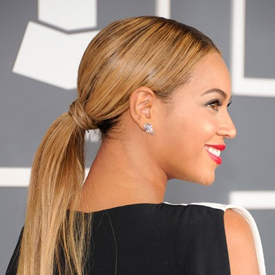 9 New Ponytails To Try This Summer | Allure With Regard To High Looped Ponytail Hairstyles With Hair Wrap (View 7 of 25)