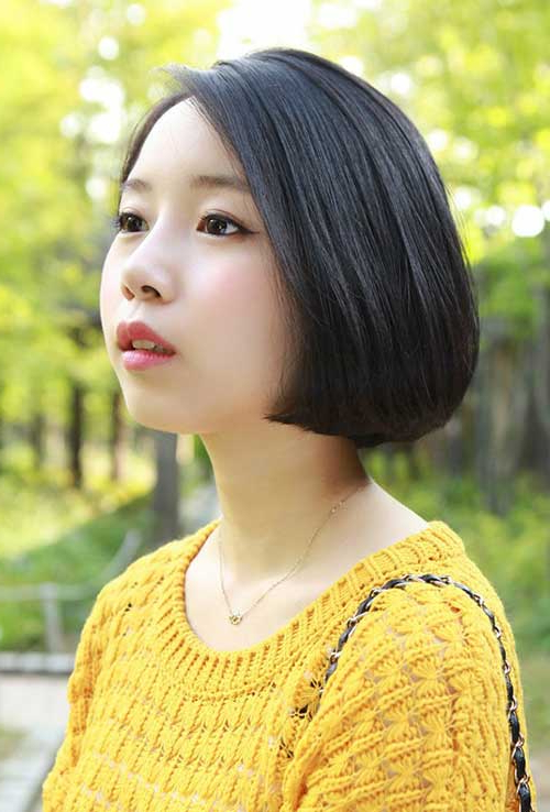 Asian Bob Pics You Will Love | Bob Hairstyles 2018 – Short Inside Classic Straight Asian Hairstyles (View 25 of 25)