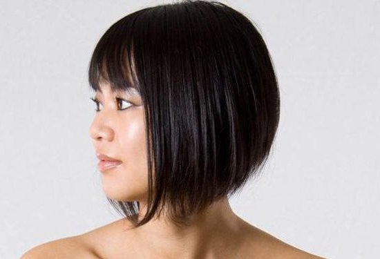 Asymmetrical Asian Hairstyles | Sophie Hairstyles – 27263 Inside Asymmetrical Bob Asian Hairstyles (View 6 of 25)