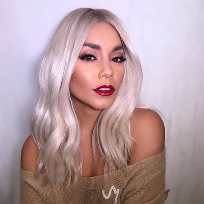 Best Platinum Blonde Hair Ideas For 2019 | Glamour Pertaining To Glam Blonde Bob Haircuts (View 17 of 25)