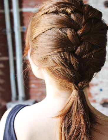 Braided Hairstyles For Medium Length Hair Women   Hairstylo With Braided Shoulder Length Hairstyles (View 21 of 25)