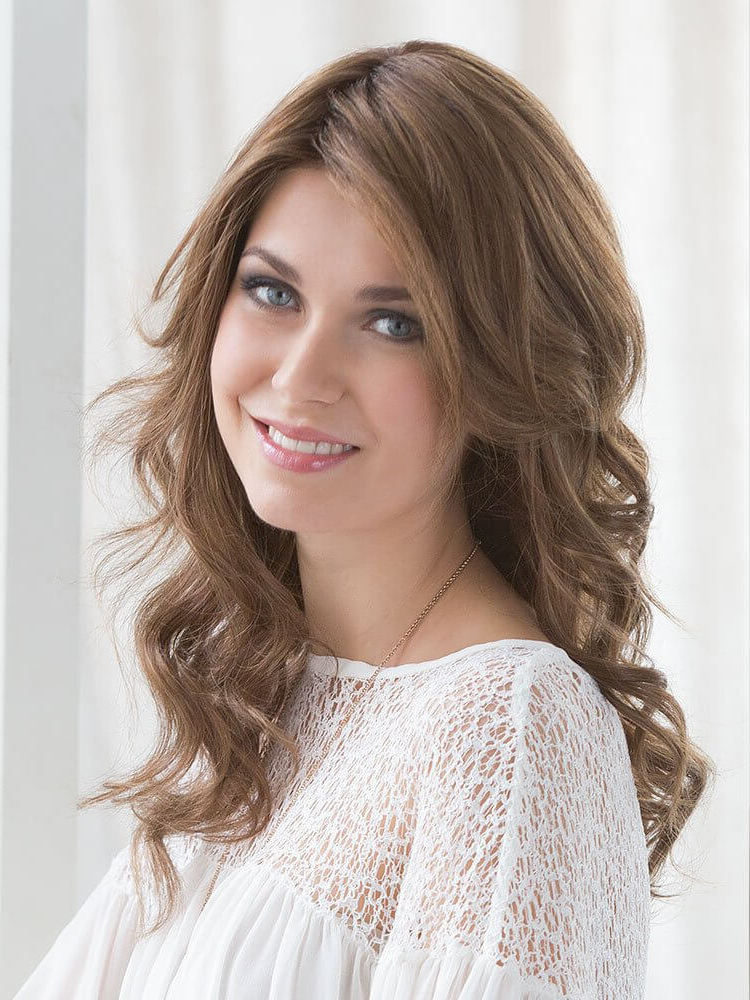 Cascade Wig Human Hair Ellen Wille Pure Power Collection For Cascading Silky Waves Hairstyles (View 11 of 25)