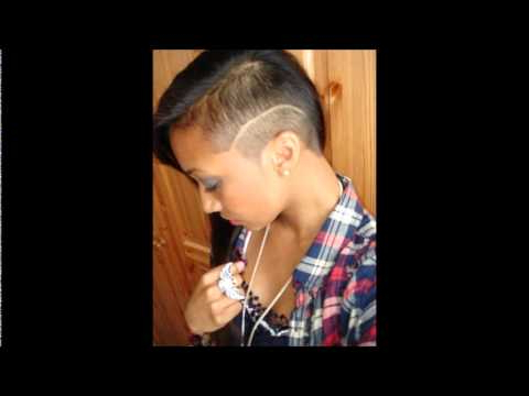 Cassie 'roll Up' Inspired Hair Shave! - Youtube throughout Cassie Roll Mohawk Hairstyles