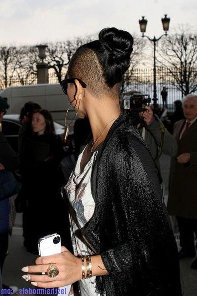 Cassie's Mohawk Bun | Cassie Hair, Hair Knot, Long Hair with Cassie Bun Mohawk Hairstyles