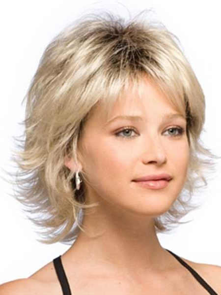 Cute Hairstyles For Short Hair 2014 inside Voluminous Short Bob Haircuts