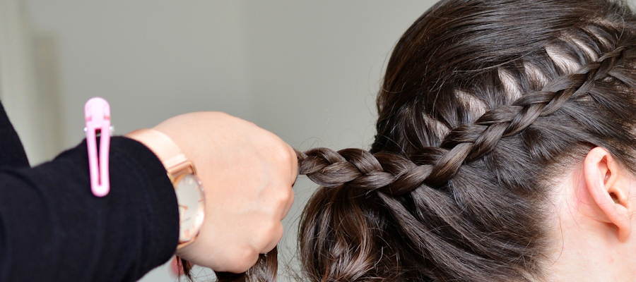 Easy Hair Styles And How To Do Them – Student Support Centre In High Looped Ponytail Hairstyles With Hair Wrap (View 20 of 25)