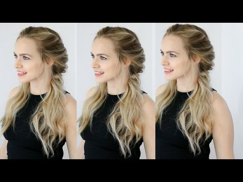 Easy Twisted Pigtails Hair Style Inspiredmargot Robbie Within Turned And Twisted Pigtails Hairstyles With Front Fringes (View 9 of 25)