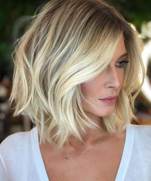 Featured Photo of Modern And Stylish Blonde Bob Haircuts