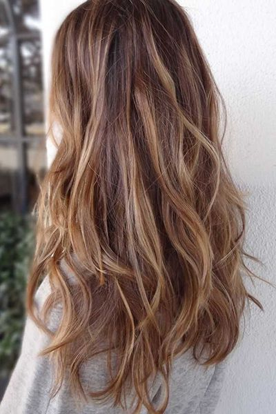 Fall Haircuts 2014: The Coolest New Cuts Right Now | Hair + inside Long Waves Hairstyles With Subtle Highlights