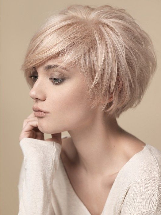 Fantastic Bob Hairstyle Inspirations 2018 | Crop Hair, Short regarding Short Rounded And Textured Bob Hairstyles