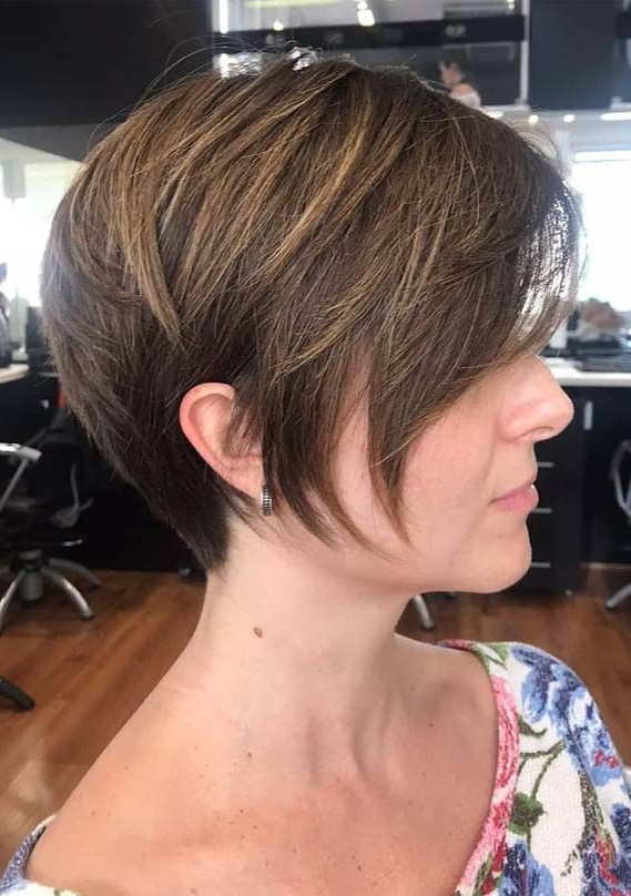 Fantastic Pixie Haircuts For Short Hair In 2019 | Hair intended for Bold Pixie Haircuts