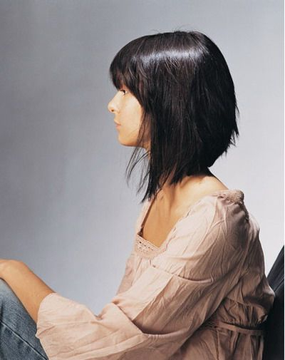 Featured Photo of Elongated Bob Asian Hairstyles