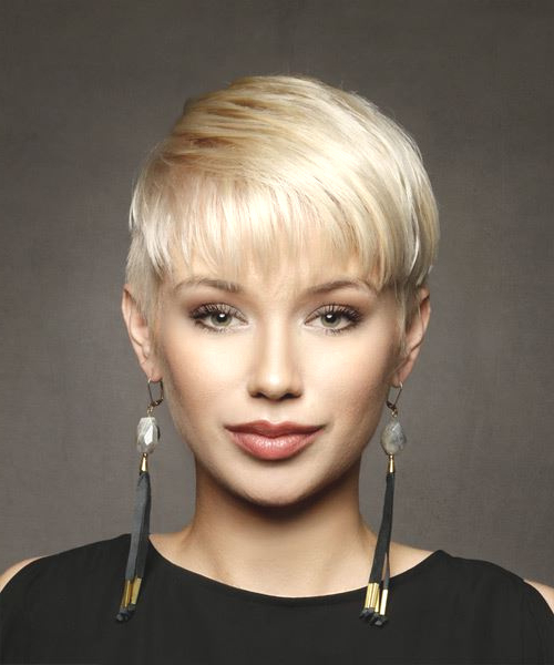 Fashion : Pixie Cuts With Blunt Bangs Marvellous Most In Blunt Bangs Asian Hairstyles (View 25 of 25)