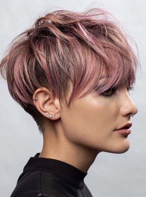 Glamorous Pixie Haircuts For Short Hair In Year 2019 | Short with regard to Glamorous Pixie Hairstyles