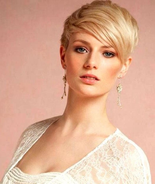 Glamorous Short Pixie Haircuts To Fuel Your Style Addiction in Glamorous Pixie Hairstyles