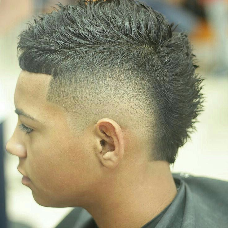 His Next Haircut | Mohawk Hairstyles Men, Hairstyles Inside Long Straight Hair Mohawk Hairstyles (View 14 of 25)