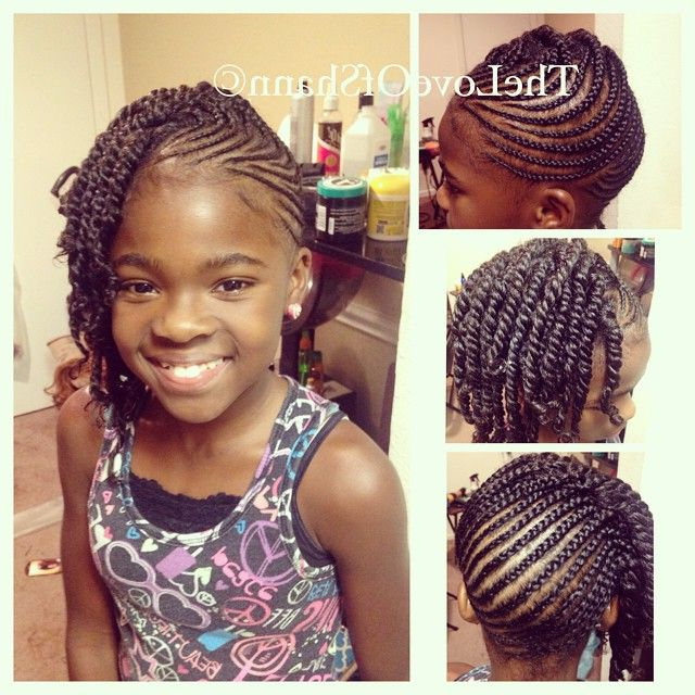 Instagram Photo Feed On The Web – Gramfeed   @theloveofshann With Mermaid Waves Hairstyles With Side Cornrows (View 7 of 25)