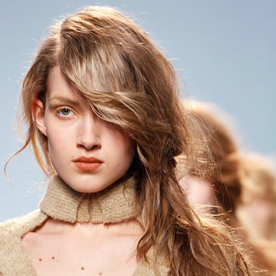 Look Now: Side Swept Hair   Allure Throughout Retro Side Hairdos With Texture (View 20 of 25)