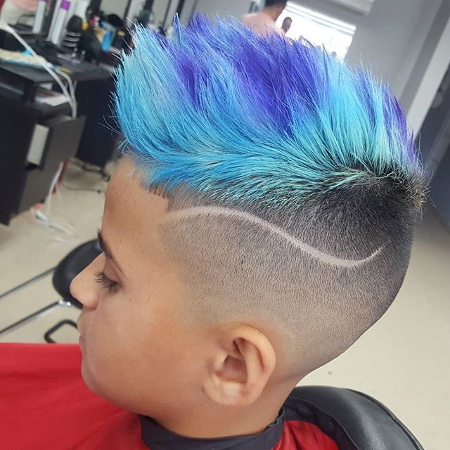 Men's Hair, Haircuts, Fade Haircuts, Short, Medium, Long Intended For Turquoise Side Parted Mohawk Hairstyles (View 7 of 25)