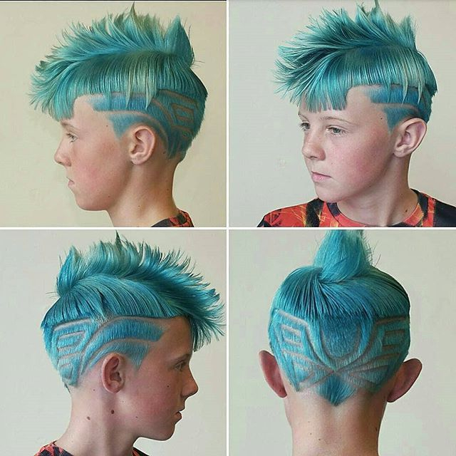 Men's Hair, Haircuts, Fade Haircuts, Short, Medium, Long Throughout Turquoise Side Parted Mohawk Hairstyles (View 20 of 25)