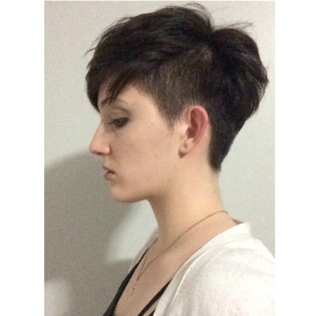 Might Not Want To Shave Mine Quite As High In 2019   Asian Regarding High Pixie Asian Hairstyles (View 14 of 25)