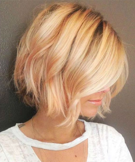 New Elegant Short Bob Hairstyles 2019 For Women To Look Hot within Elegant Short Bob Haircuts