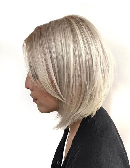 Pin Na Vl intended for Bright Bob Hairstyles