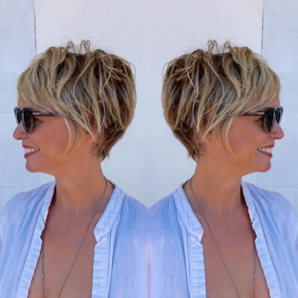 Pin On Fun Hair throughout Classy Pixie Haircuts
