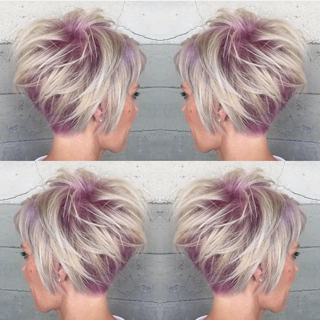 Pin On Hair inside Chic And Elegant Pixie Haircuts