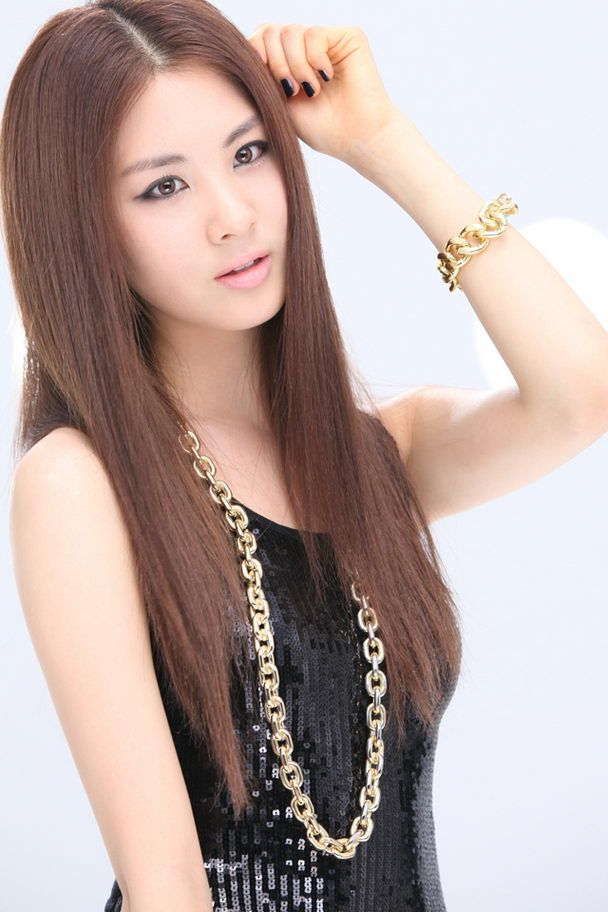 Pin On Hair pertaining to Neon Long Asian Hairstyles