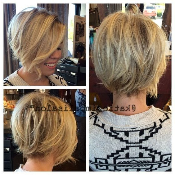 Pin On Hair pertaining to Simple And Stylish Bob Haircuts