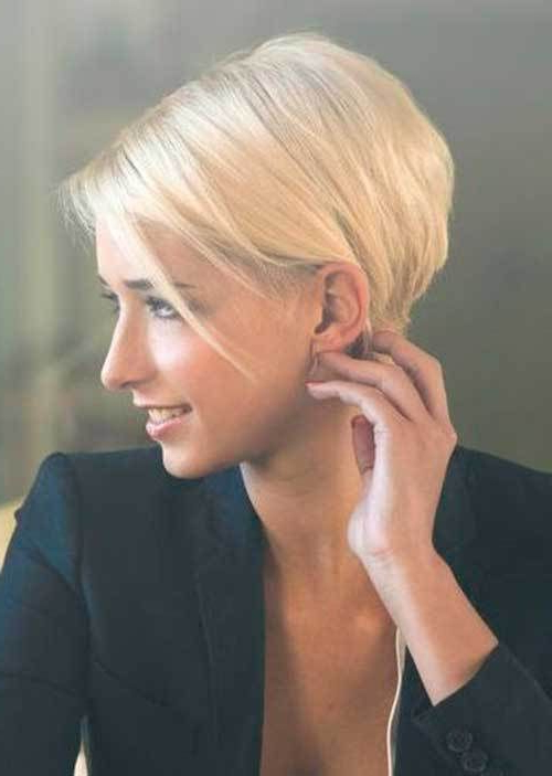 Pin On Hair!! throughout Chic And Elegant Pixie Haircuts