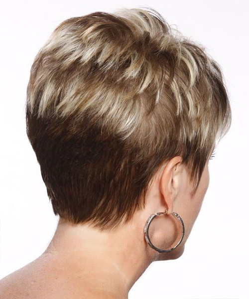 Pin On Hair within Very Short Boyish Bob Hairstyles With Texture