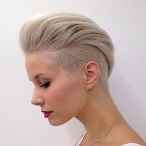 Pin On Hairstyles For Women With Bold Pixie Haircuts (View 3 of 25)