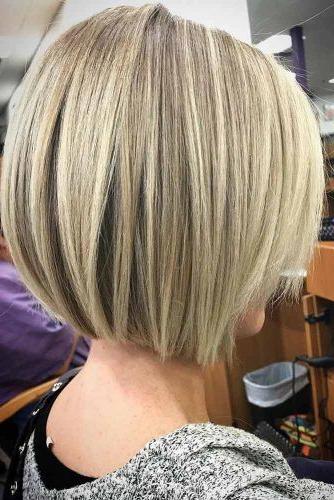 Pin On Hairstyles pertaining to Elegant Short Bob Haircuts