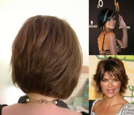 Pin On Hairstyles regarding Round Bob Hairstyles With Front Bang
