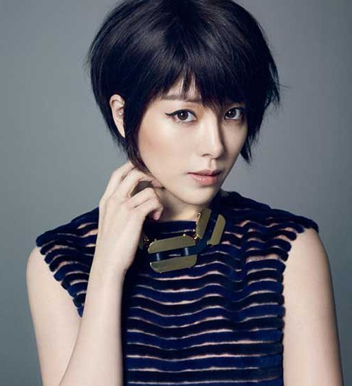Pin On Short Hairstyles With Regard To High Pixie Asian Hairstyles (View 3 of 25)
