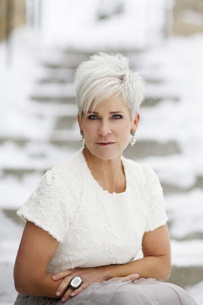 Pin On Short & Pixie Haircuts within Chic And Elegant Pixie Haircuts
