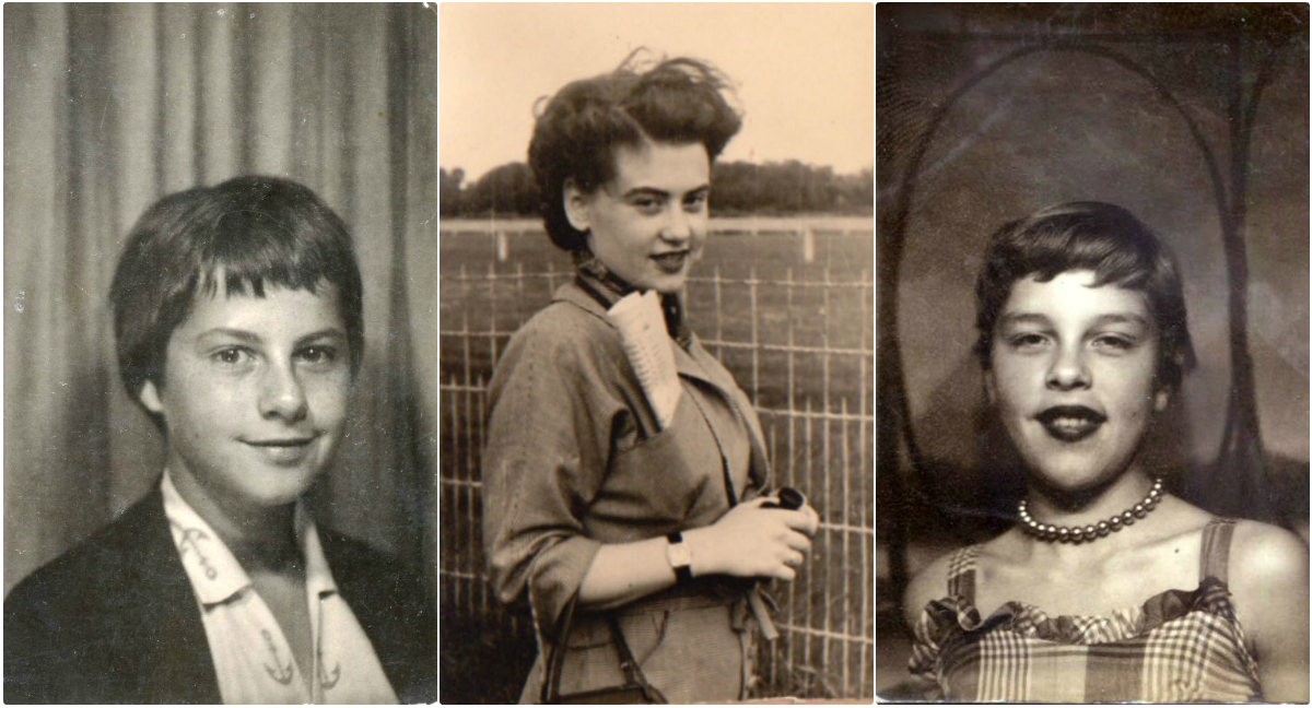Pixie Cut: Dynamic Hairstyle Of Women From The 1950S regarding Vintage Pixie Haircuts