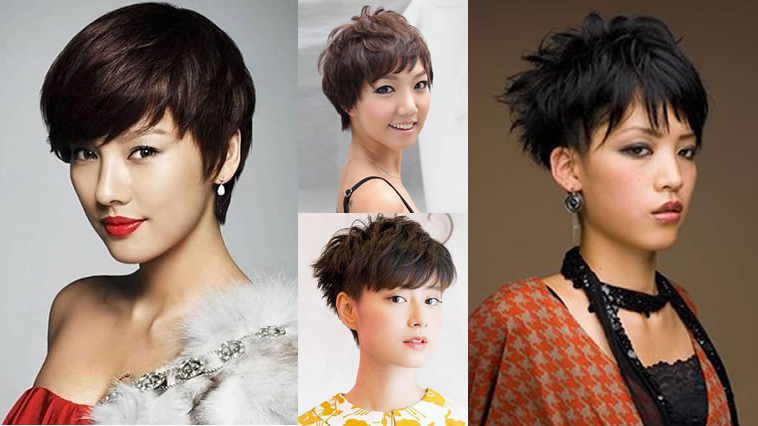 Pixie Haircuts For Asian Women | 18 Best Short Hairstyle Within Messy Pixie Asian Hairstyles (View 5 of 25)