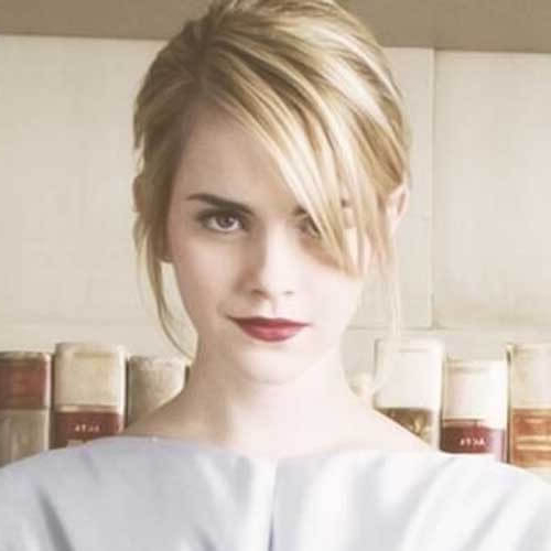 Rock Those Side Swept Bangs & Do It In Style: 50 Ideas Throughout Braided High Bun Hairstyles With Layered Side Bang (View 5 of 25)