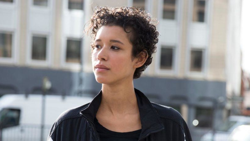 Short Haircuts For Curly Hair: 24 Short Cuts For Any Curl For Pixie Mohawk Haircuts For Curly Hair (View 23 of 25)