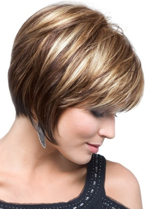 Short Hairstyles For Women – Pretty Designs With Highlighted Pixie Hairstyles (View 15 of 25)