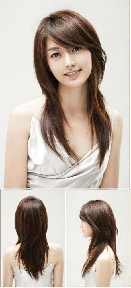 Short Medium Length Long Layered Asian Hairstyles Asian Long With Regard To Medium Length Bob Asian Hairstyles With Long Bangs (View 3 of 25)