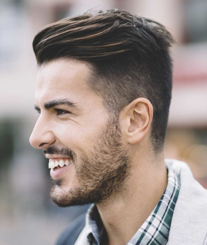 Slick Back Hair: 5 Ways To Get The Look | Fashionbeans Throughout Long Hairstyles With Slicked Back Top (View 20 of 25)