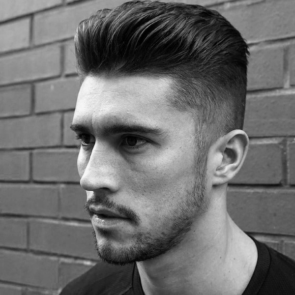 Slicked Back Hair For Men – 75 Classic Legacy Cuts With Long Hairstyles With Slicked Back Top (View 7 of 25)