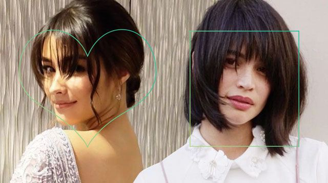 The Best Bangs For Your Face Shape Inside Eye Covering Bangs Asian Hairstyles (View 16 of 25)