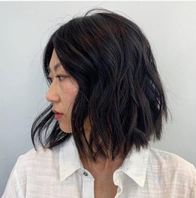 The Most Popular Haircuts For 2019 | Glamour Pertaining To Edgy Textured Bob Hairstyles (View 22 of 25)